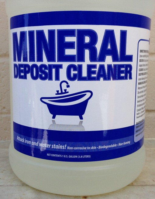 Mineral Deposit Cleaner(Concentrate) – Make Cleaning Easy